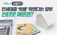 전세대출 '악용' 막겠다는 정부…인터넷 여론은?