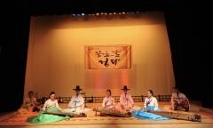 광주문화재단 전통문화관 '전통, 소리를 담다' 공연