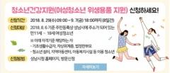 성남시, 저소득층 청소년에 6개월치 생리대 지원
