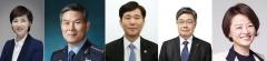 文 정부 2기 닻올려···교육 유은혜·국방 정경두·산업 성윤모