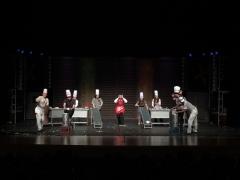 인천시교육청, 문화가 있는 교원 힐링데이 '난타' 공연