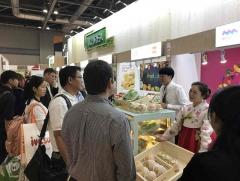 aT, '홍콩신선농산물박람회(Asia Fruit Logistica 2018)' 참가