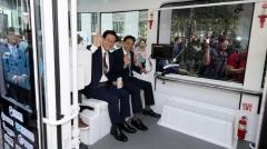 경기도, 국내 최초 자율주행차 '제로셔틀' 시범운행