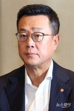 정문국 오렌지라이프 사장, 스톡옵션 대박…임원 22명에 514억(종합)