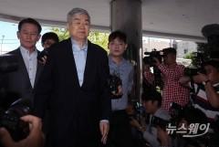 검찰, 조양호 한진그룹 회장 내일 재소환…횡령·배임 혐의