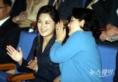 """리설주 여사, 마술사 최현우 소개에 """"제가 없어지나요?"""""""