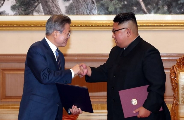 문재인·김정은, 20일 백두산 함께 간다