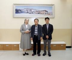 전남대병원, 사회복지시설 2곳 위문