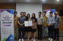 광주대 학생, 국제 융복합설계캠프 대상 수상