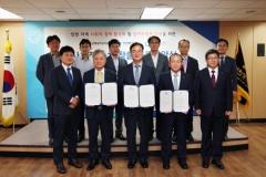 SL공사-IPA, '사회적경제 활성화 및 일자리창출 지원 업무협약' 체결