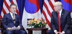 문재인·트럼프, 11일 워싱턴서 한미정상회담