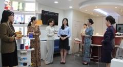 영남이공대 항공서비스전공, 취업성공 선배 멘토링 행사