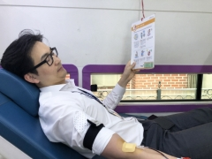 현대유비스병원, 사랑의 헌혈 행사로 `생명존중+사랑나눔` 실천