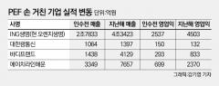 국내 PEF, 경영능력도 향상…성공적 엑시트로 수익률 '굿'