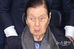 신격호 롯데 명예회장 또 건강악화…신동빈 급거 귀국
