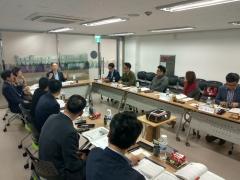 광주문화재단, '유네스코 창의도시 광주 협의체' 정기회의 개최