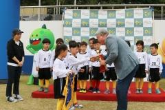 대교에듀캠프, 유아축구대회 '2018 슈비두바 키즈월드컵' 진행