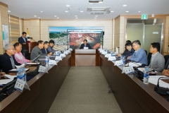 정읍시, 국제화추진위원회 위촉 및 회의 개최