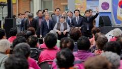 장수전통시장, '와글와글 시장가요제'성황리에 열려
