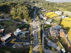 용인시, 성산로 전대~마성 구간 차선 늘려...교통체계 개선