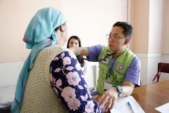 전남대병원, 우즈베키스탄서 인술 펼치고 귀국