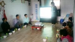 남원시, 치매극복 마을영화관 운영