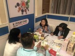 aT, '2018 홍콩 K-Food Fair' 개최 한국식품 열풍 조성
