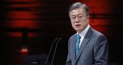 """문 대통령 코펜하겐 P4G회의 기조연설…""""기후변화 대응 아시아 참여, 국제협력 이뤄져야"""""""