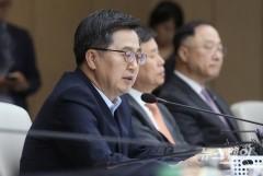 """김동연 """"대통령께 사의 전달한 적 있어"""""""