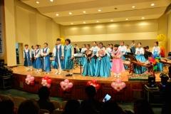 순창군 무지개 국악오케스트라 창단연주회 성황