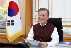 문재인 대통령, 美타임지 '올해의 인물' 최종후보 10인에 올라