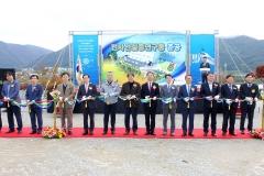한국원자력연구원 첨단방사선연구소,대단위다목적전자선실증센터 준공