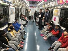 인천교통공사, `지하철 안전 및 예절체험 교육` 프로그램 실시