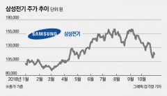호실적에도 주가 바닥 삼성전기…역시 '공매도'가 문제