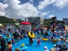군산야외수영장·야외놀이시설, 성황리에 운영 마쳐