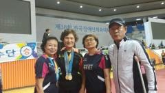 김제시 출신 장애인 선수들,  제38회 전국장애인체육대회에서 맹활약 펼쳐