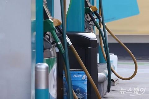 주유소 휘발유 가격, 2주 연속 하락세…전국 평균 1541.3원