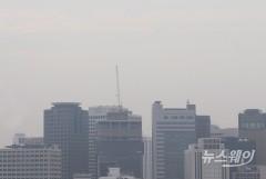 전국 맑지만 일교차 커…미세먼지 '나쁨'