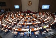 한국당 보이콧에 국회정상화 실패…민생법안 처리 '올 스톱'