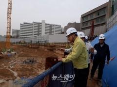 광주광역시, 동절기 대비 건설현장 안전점검