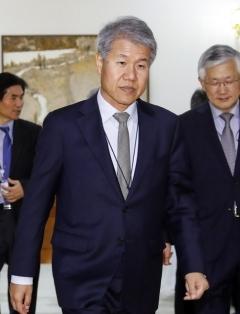 청와대 조직개편설 중심에  선 김수현 사회수석