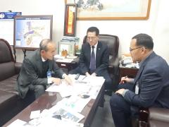 박준배 김제시장, 현안사업 국가예산확보 총력