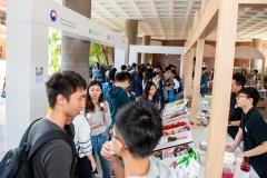 aT, 홍콩이공대학 재학생 대상 '한국 농식품 소비자체험 홍보행사' 개최