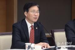 """성윤모 """"부품 중심 車산업 지원 대책 마련"""""""