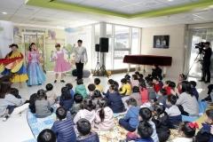 전남대어린이병원, 쾌유기원 키즈 오페라 개최
