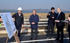 미국 투자회사 투자차 김제시 방문