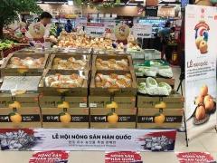 한국 농식품, 건강과 한류로 베트남을 사로잡다