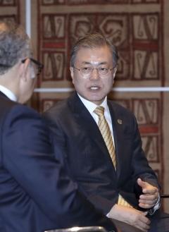 문재인, 김수현 총괄 '포용국가론' 굳히기 속도낸다