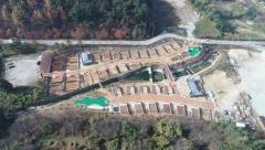 김제시, 모악산 캠핑파크 조성 총력