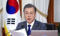 문 대통령, 베트남 국회의장 접견 신남방정책 논의